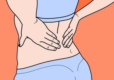 ?详解腰酸背疼腿抽筋