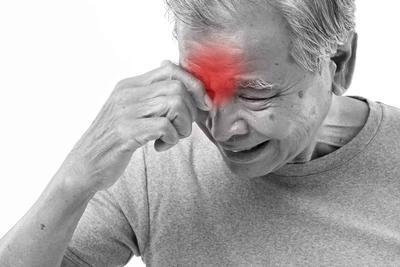 ?老人头痛嗜睡会不会是脑梗塞