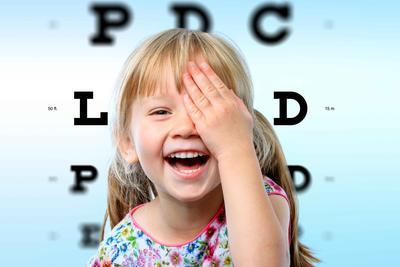 孩子近视早知道 五检查三预防