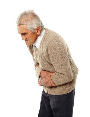 但一般结肠炎患者都是左下腹疼痛,也就是说在乙状结肠这个位置,这个