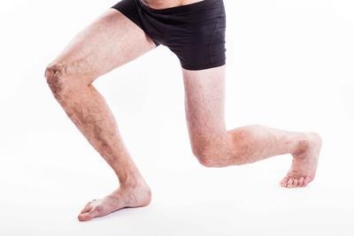 ?老人腿痛可能是外周血管有病