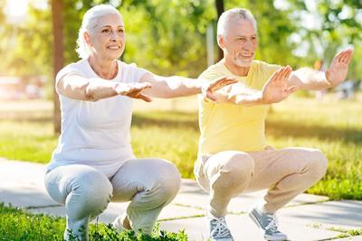 ?老年健身器械有哪些