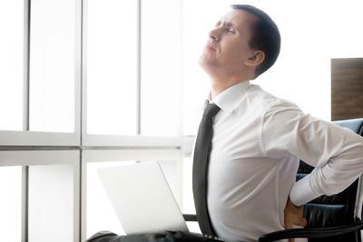 ?电脑操作者的脊柱保健操