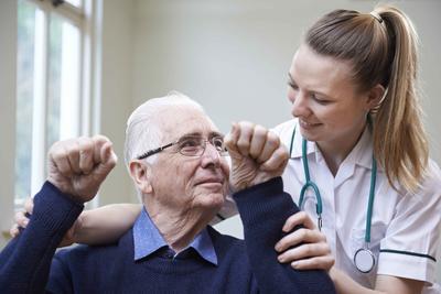 ?老年人保健 老年性耳聋怎么办