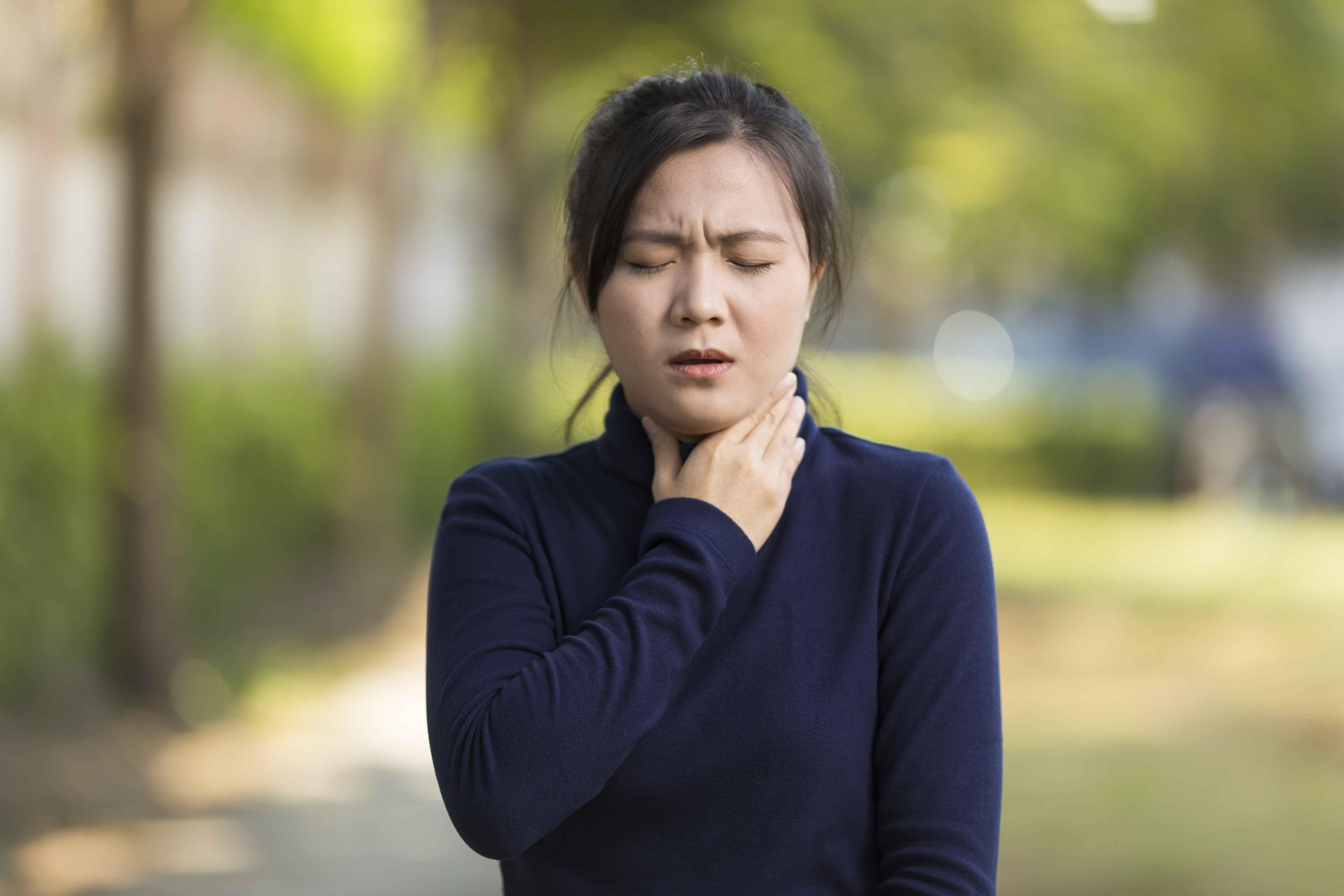 喉水肿的治疗喉水肿的预防方法