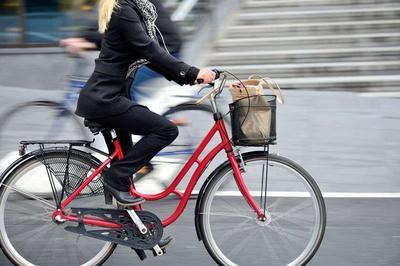 骑自行车瘦腿吗